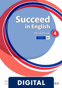 Succeed in English 4. Workbook (OLB eBook)