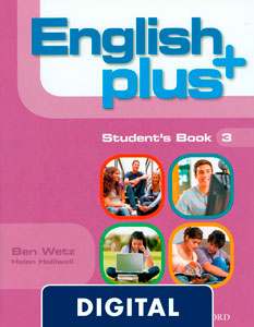 English Plus 3. Student's Book Blink eBook