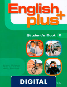 English Plus 2. Student's Book (Digital)