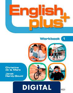English Plus 1. Workbook (Digital)