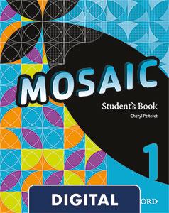 Mosaic 1. Digital Student's Book