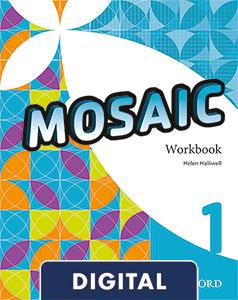 Mosaic 1. Digital Workbook