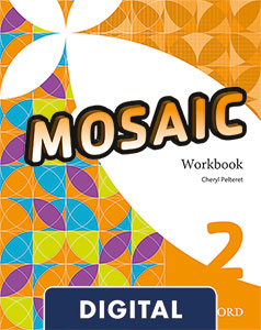 Mosaic 2. Digital Workbook