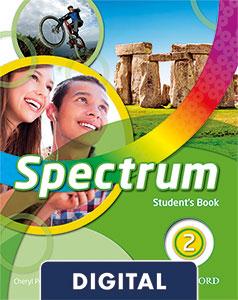 Spectrum 2. Digital Student's Book