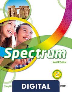 Spectrum 2. Digital Workbook