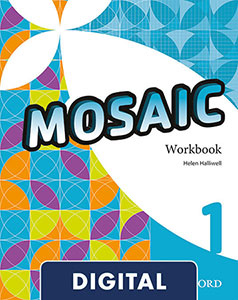 Mosaic 1 Digital Work Book 2020