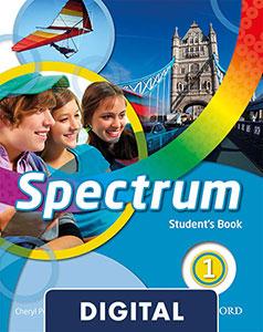 Spectrum 1 digital Student's Book 2020