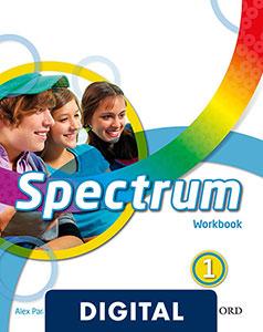 Spectrum 1 digital Work Book 2020