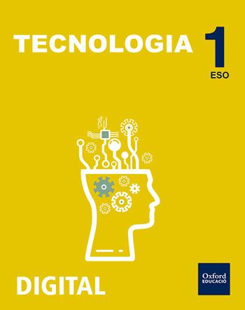 Inicia Digital - Tecnología 1.º ESO. Licencia alumno (Comunidad Valenciana)