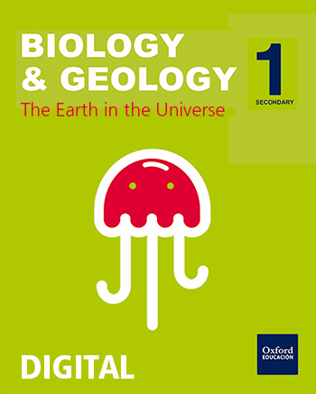Inicia Digital - Geology 1.º ESO. Student's License