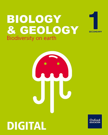Inicia Digital - Biology 1.º ESO. Student's License