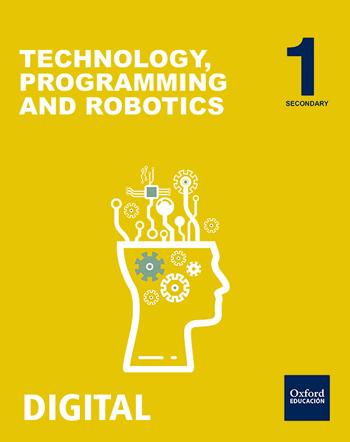 Inicia Digital - Technology, Programming and Robotics 1.º ESO. Student's License