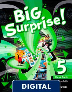 Big Surprise! 5. Class Book Blink e-Book