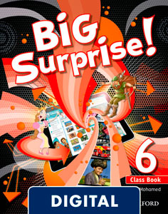 Big Surprise! 6. Class Book Blink e-Book