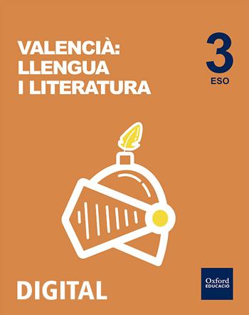 Inicia Digital - Valencià Llengua i Literatura 3r ESO Llicència Alumne