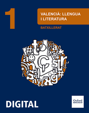 Inicia Digital - Valencià Llengua i Literatura 1r Batxillerat Llicència Alumne