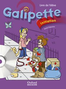 Galipette Initiation. Livre de l'élève numérique Blink eBook