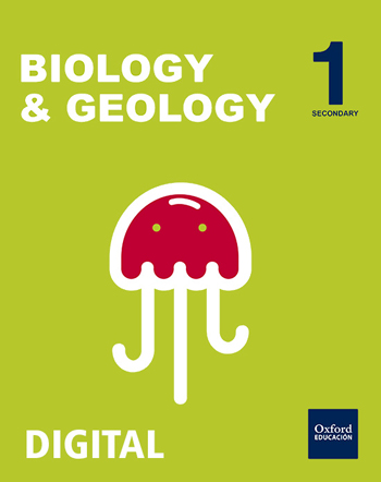 Inicia Digital - Biology & Geology 1.º ESO Amber Edition. Student's License