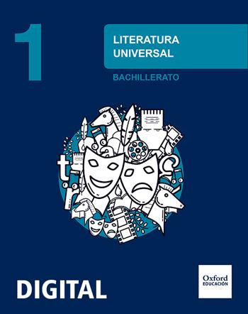 Inicia Digital - Literatura Universal 1.º Bachillerato. Licencia alumno