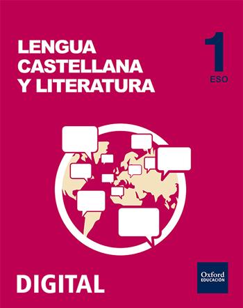 Inicia Digital - Lengua Castellana y Literatura 1.º ESO. Licencia alumno