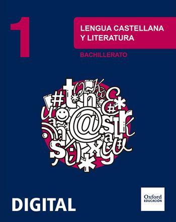 Inicia Digital - Lengua Castellana y Literatura 1.º Bachillerato. Licencia alumno