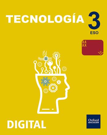 Inicia Digital - Tecnología 3.º ESO. Licencia alumno (Murcia)