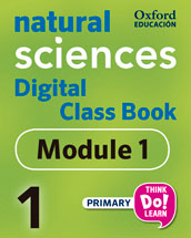 Think Do Learn Natural Sciences 1 Digital Class Book, Module 1