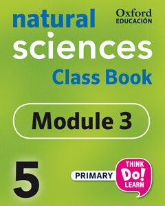 Think Do Learn Natural Sciences 5 Digital Class book, Module 3