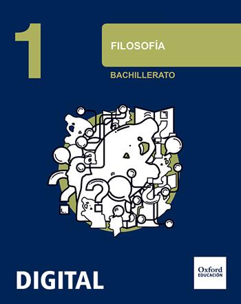 Inicia Digital - Filosofía 1.º Bachillerato. Licencia alumno