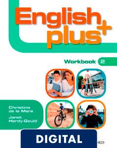English Plus 2 Workbook on-line