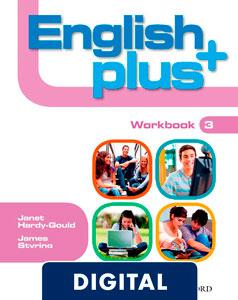 English Plus 3 Workbook on-line
