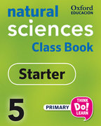 Think Do Learn Natural Sciences 5 Digital Class book, Starter Module