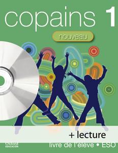 Copains Nouveau 1.º ESO Livre de l'élève numérique, versión Tableta (Blink Learning)