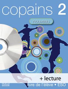 Copains Nouveau 2.º ESO Livre de l'élève numérique, versión Tableta (Blink Learning)