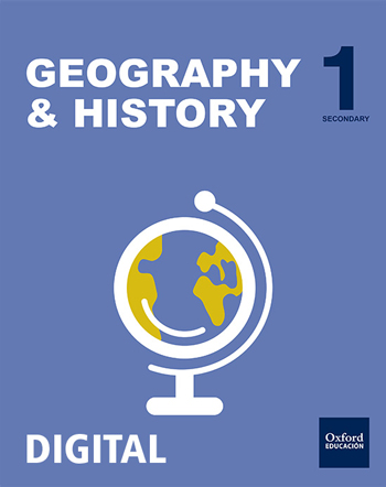 Inicia Digital - Geography & History 1.º ESO. Student's License