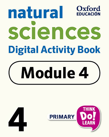 Think Do Learn Natural Sciences 4 Digital Activity book, Module 4