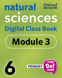Think Do Learn Natural Sciences 6 Digital Class book, Module 3