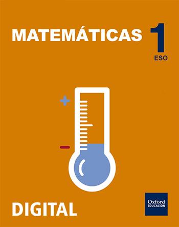 Inicia Digital - Matemáticas 1.º ESO. Licencia alumno