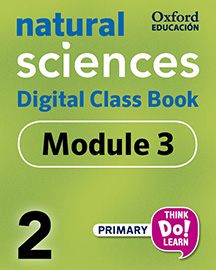 Think Do Learn Natural Sciences 2 Digital Class book, Module 3