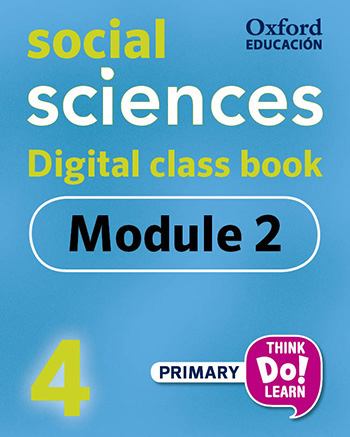 Think Do Learn Social Sciences 4 Digital Class book, Module 2