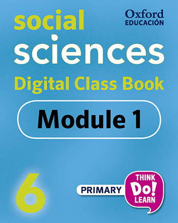 Think Do Learn Social Sciences 6 Digital Class book, Module 1