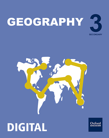 Inicia Digital - Geography 3.º ESO. Student's License