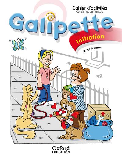 Galipette Initiation. Cahier d'activités numérique, versión Tableta (Blink Learning)