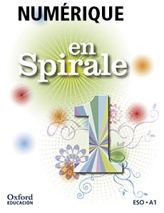 En Spirale 1. Livre de l'élève numérique
